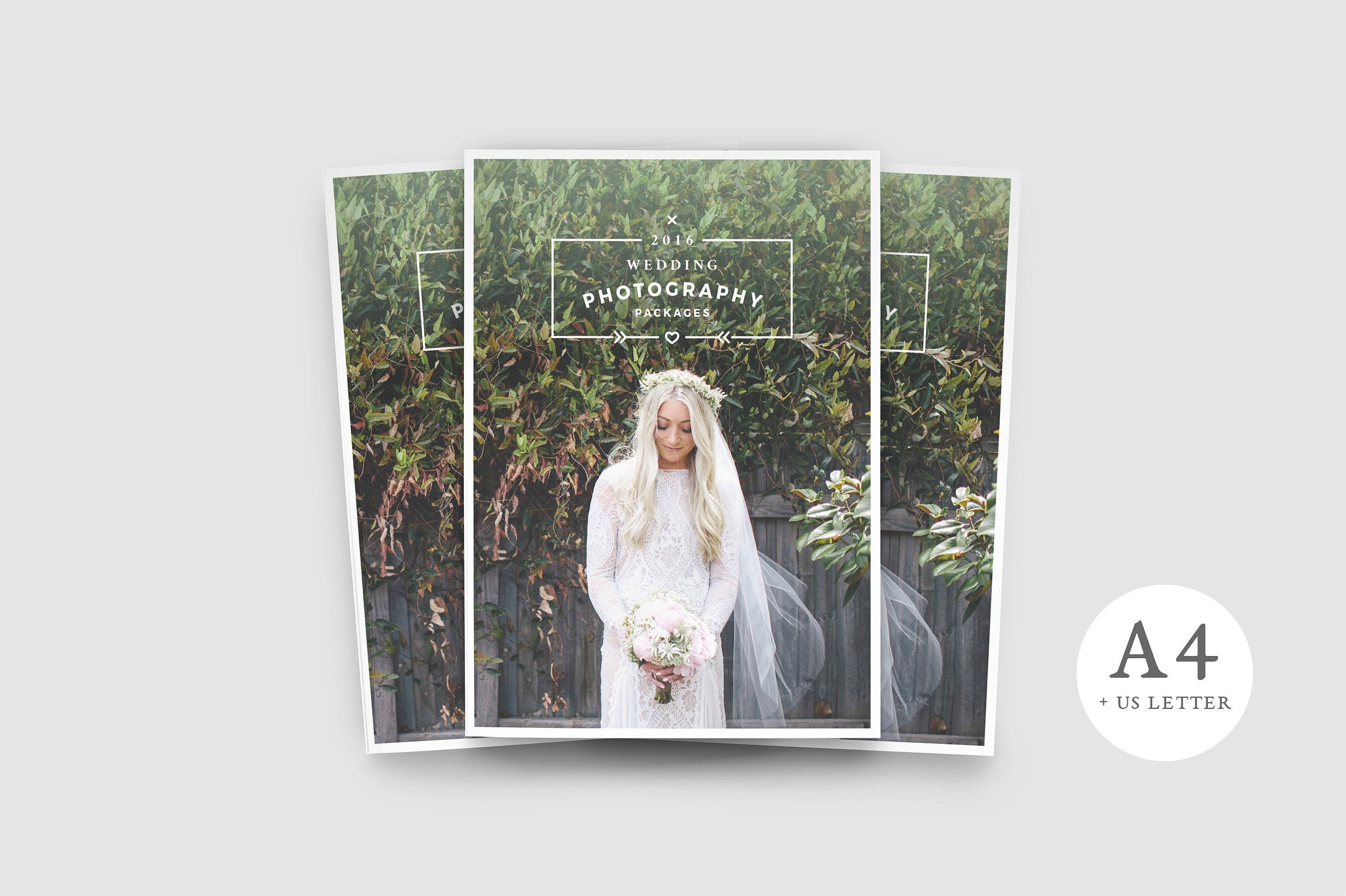 wanderers magazine template photography