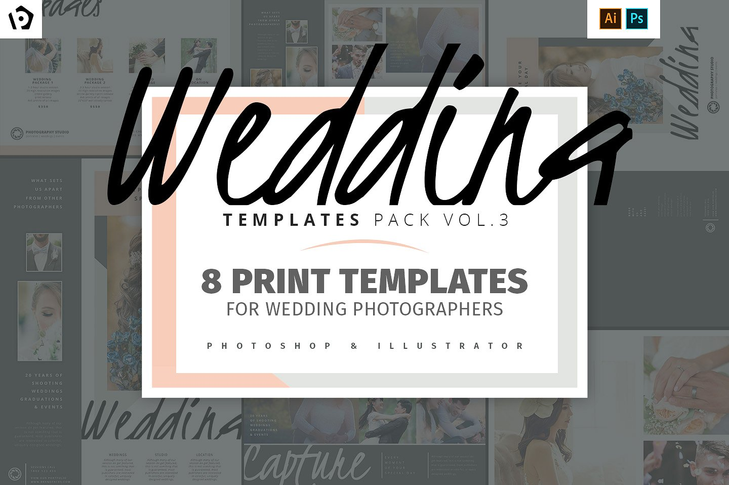 Pography Templates | 21 Photography Magazine Templates To Promote Your Business Filtergrade