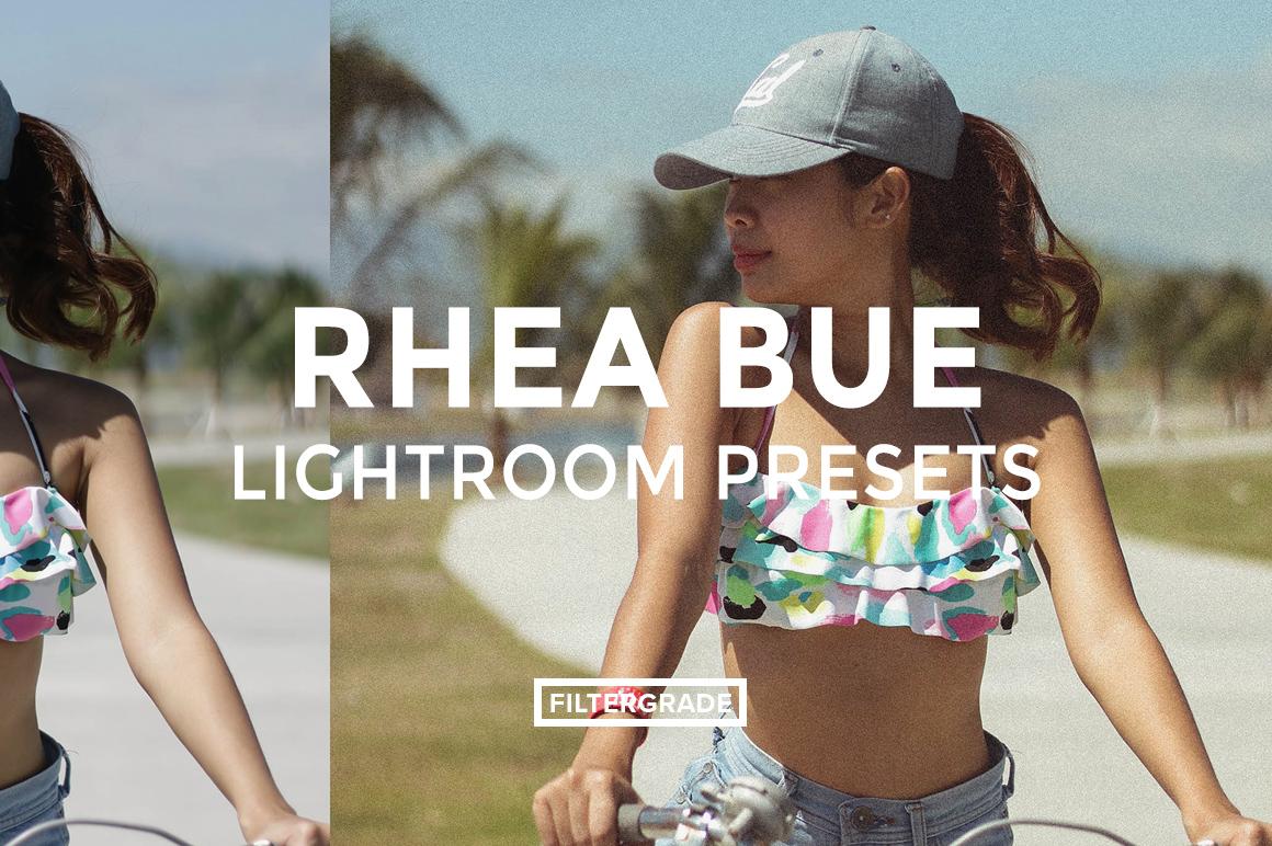 FEATURED - Rhea Bue Lightroom Presets - FilterGrade