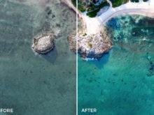 8 Water - Franco Noviello Drone LUTs - FilterGrade