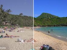 5 Beach - Franco Noviello Drone LUTs - FilterGrade