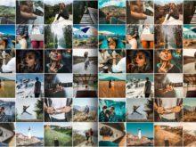 2 Riyaz MN Teal & Orange Cinematic LUTs - FilterGrade
