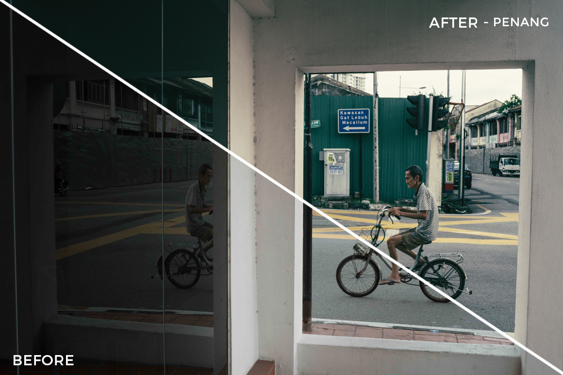 6 Penang - Sean Dalton Wanderlust Travel Lightroom Presets - FilterGrade