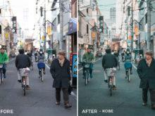 4 Kobe - Sean Dalton Wanderlust Travel Lightroom Presets - FilterGrade