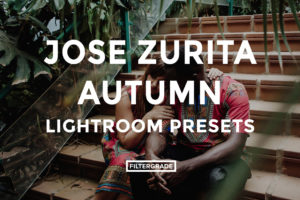 FEATURED Autumn Lightroom Presets - Jose Zurita - FilterGrade