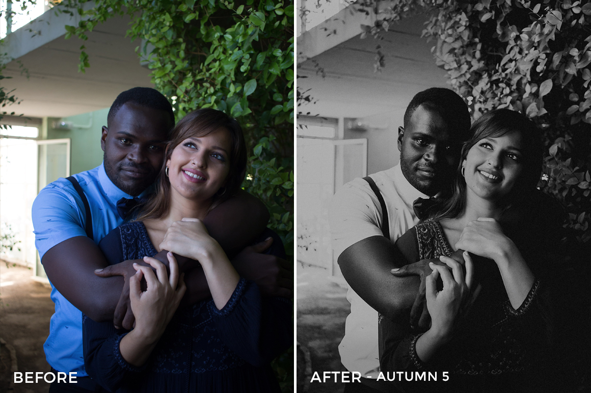 5 Autumn Lightroom Presets - Jose Zurita - FilterGrade