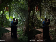4 Autumn Lightroom Presets - Jose Zurita - FilterGrade