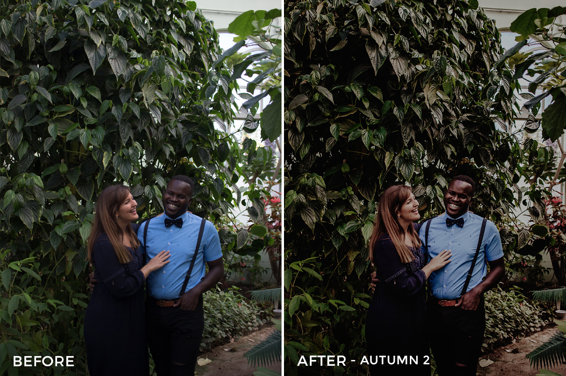 2 Autumn Lightroom Presets - Jose Zurita - FilterGrade