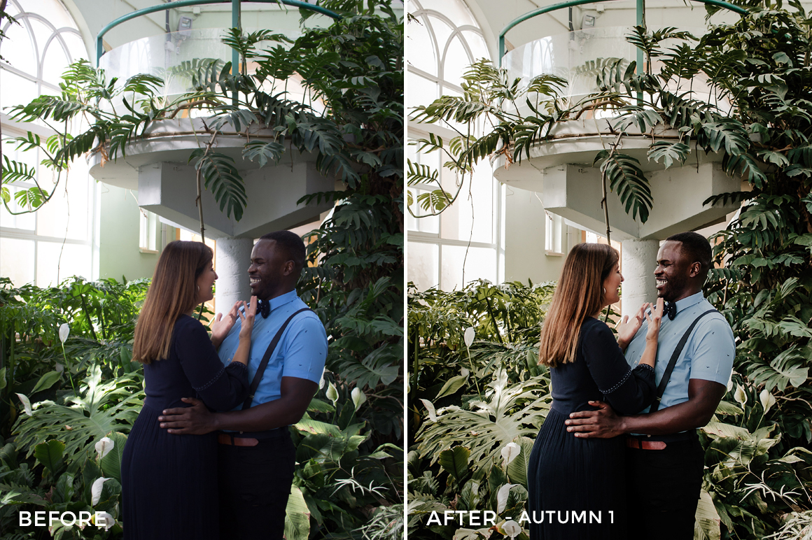 1 Autumn Lightroom Presets - Jose Zurita - FilterGrade