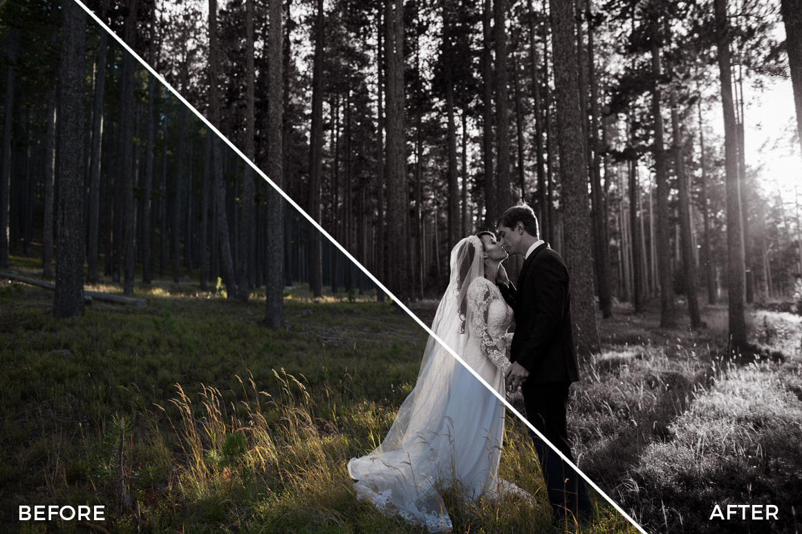 5 Jessica Janae Wedding Lightroom Presets - FilterGrade Digital Marketplace