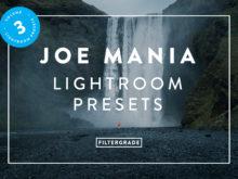 FEATURED - Joe Mania Lightroom Presets Volume 3 - Joe Mania Photography - FilterGrade Digital Marketplace