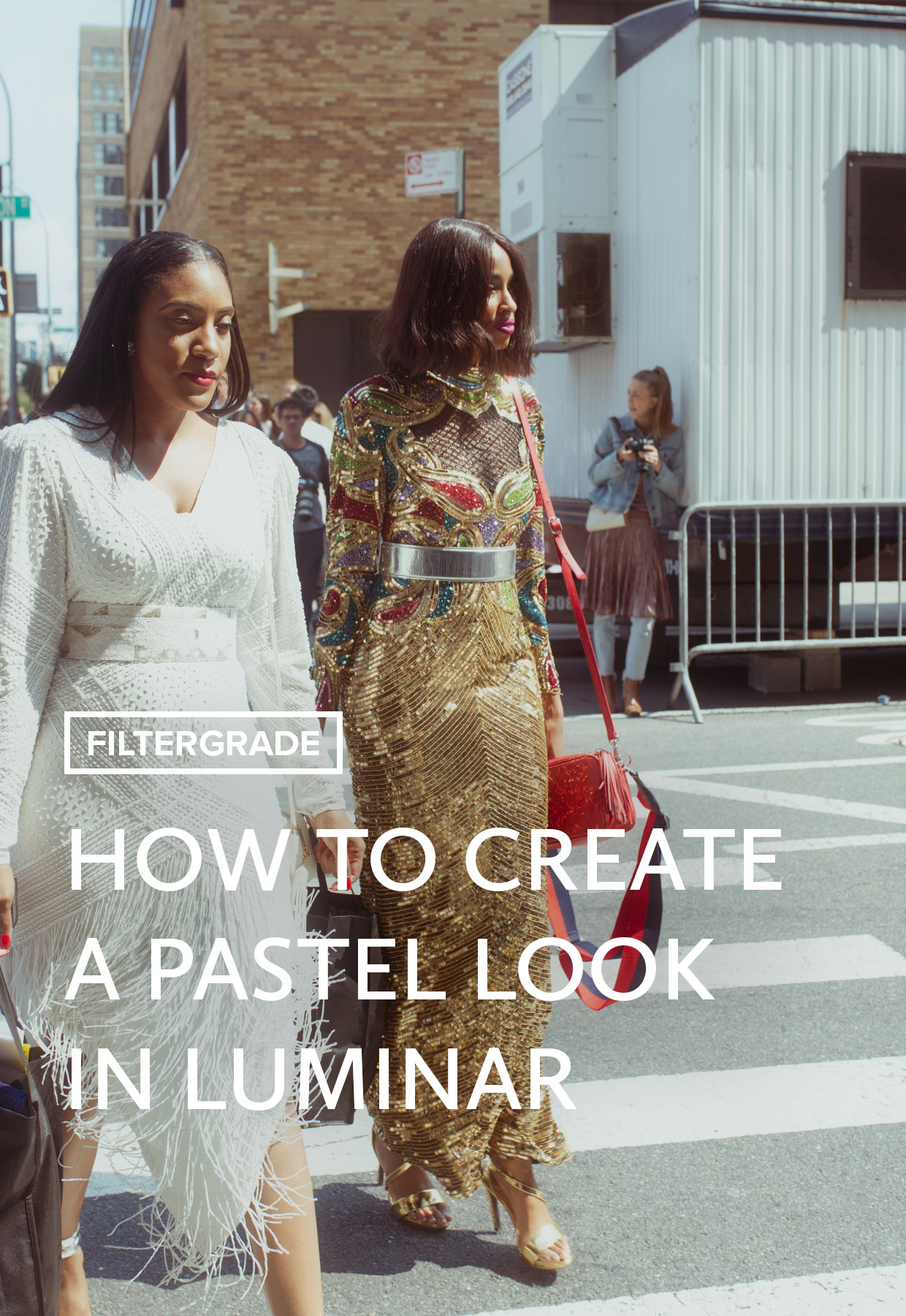 Pastel Look Tutorial for Luminar