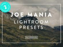 FEATURED - Joe Mania Lightroom Presets Volume 2 - Joe Mania Photography - FilterGrade Digital Marketplace