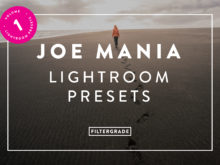 FEATURED - 10 Joe Mania Lightroom Presets - Joe Mania Photography - FilterGrade Digital Marketplace