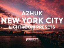 FEATURED 1 Azhuk New York City Lightroom Presets - @azhuk Alexander Zhuk Photography - FilterGrade Digital Marketplace