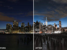 12 Azhuk New York City Lightroom Presets - @azhuk Alexander Zhuk Photography - FilterGrade Digital Marketplace