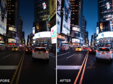 5 Azhuk New York City Lightroom Presets - @azhuk Alexander Zhuk Photography - FilterGrade Digital Marketplace
