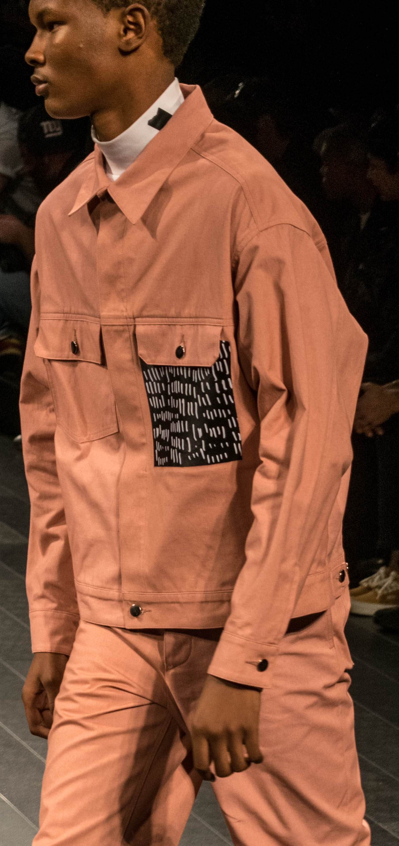 37 Rochambeau SS18 Runway Show - New York Fashion Week 2017 - FilterGrade Blog