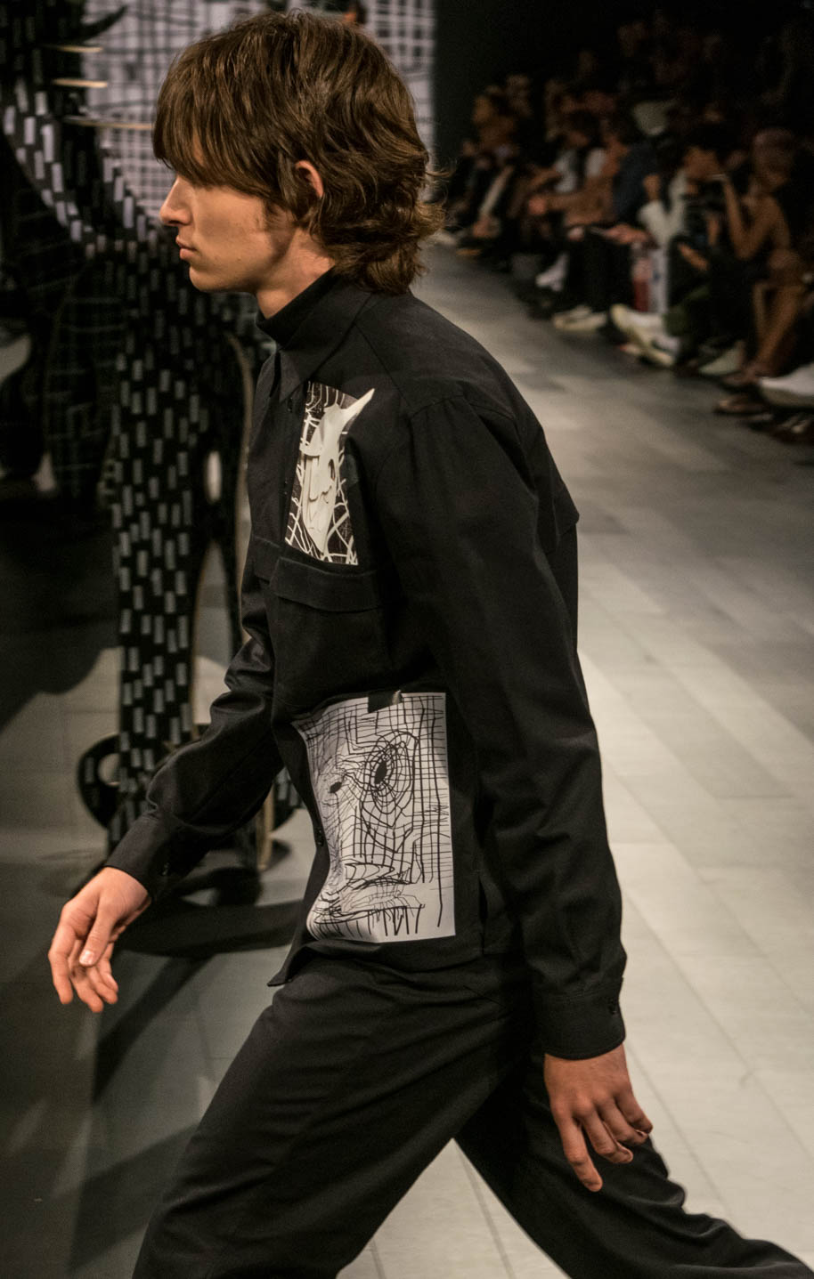 35 Rochambeau SS18 Runway Show - New York Fashion Week 2017 - FilterGrade Blog