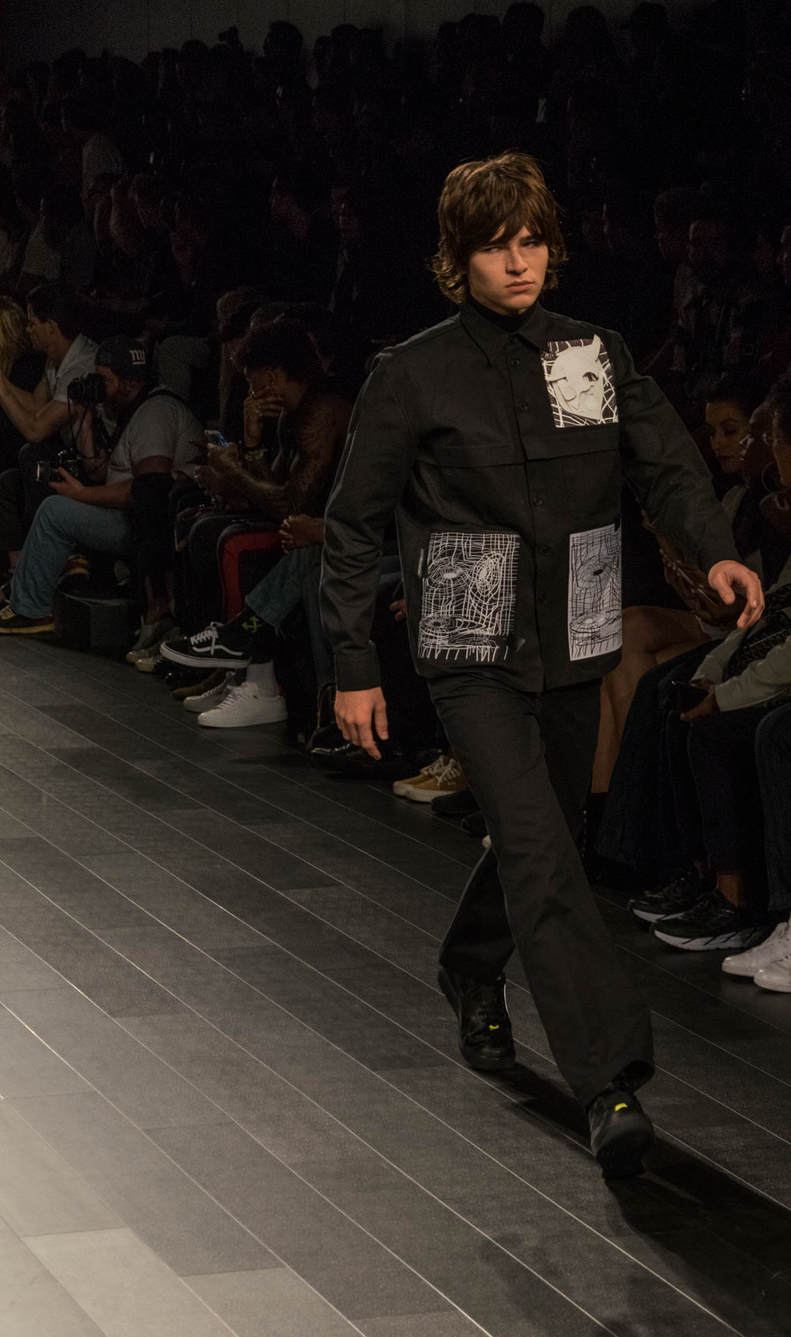 34 Rochambeau SS18 Runway Show - New York Fashion Week 2017 - FilterGrade Blog