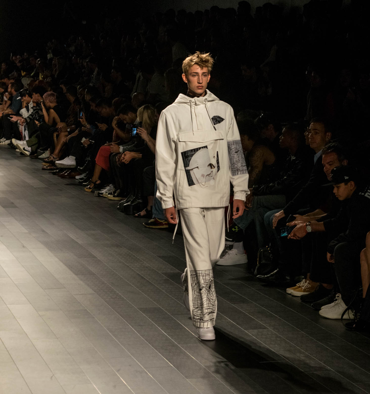28 Rochambeau SS18 Runway Show - New York Fashion Week 2017 - FilterGrade Blog