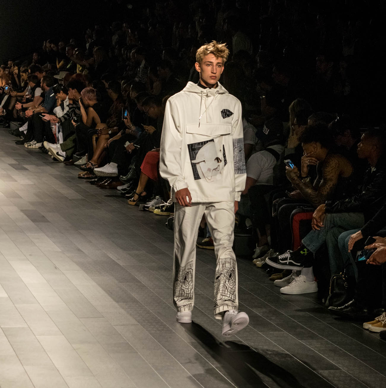 27 Rochambeau SS18 Runway Show - New York Fashion Week 2017 - FilterGrade Blog