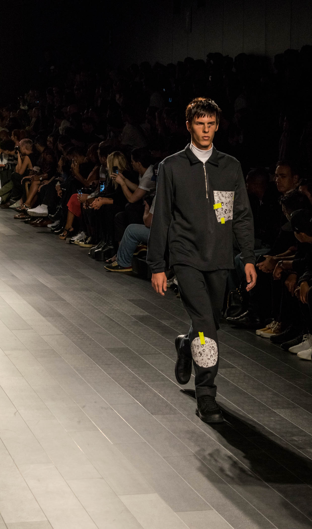 20 Rochambeau SS18 Runway Show - New York Fashion Week 2017 - FilterGrade Blog