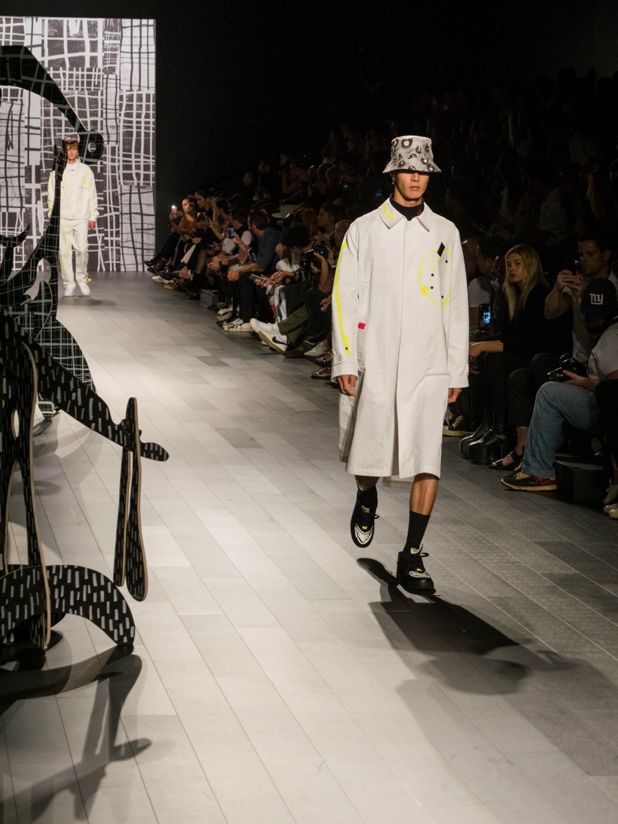 10Rochambeau SS18 Runway Show - New York Fashion Week 2017 - FilterGrade Blog