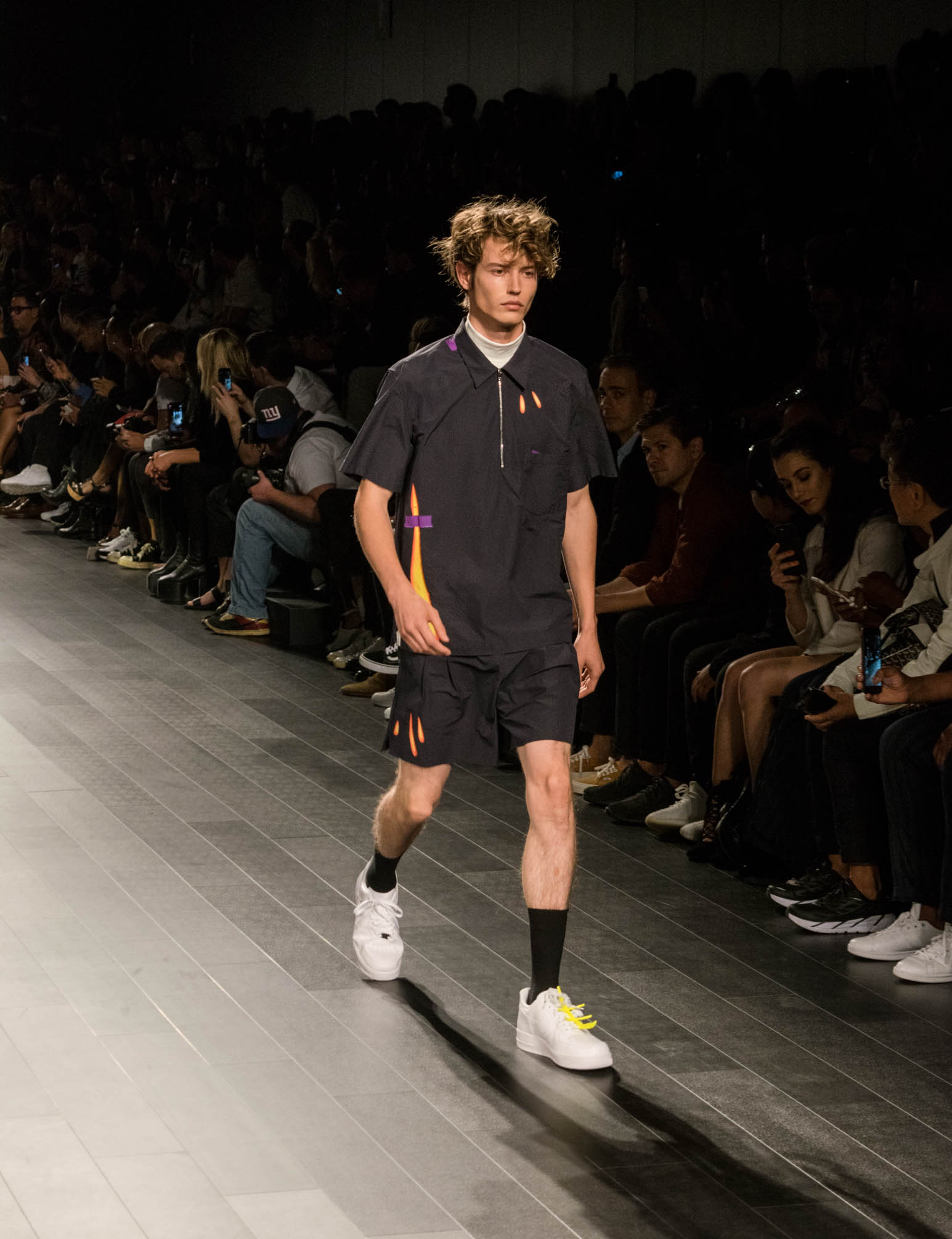 5 Rochambeau SS18 Runway Show - New York Fashion Week 2017 - FilterGrade Blog