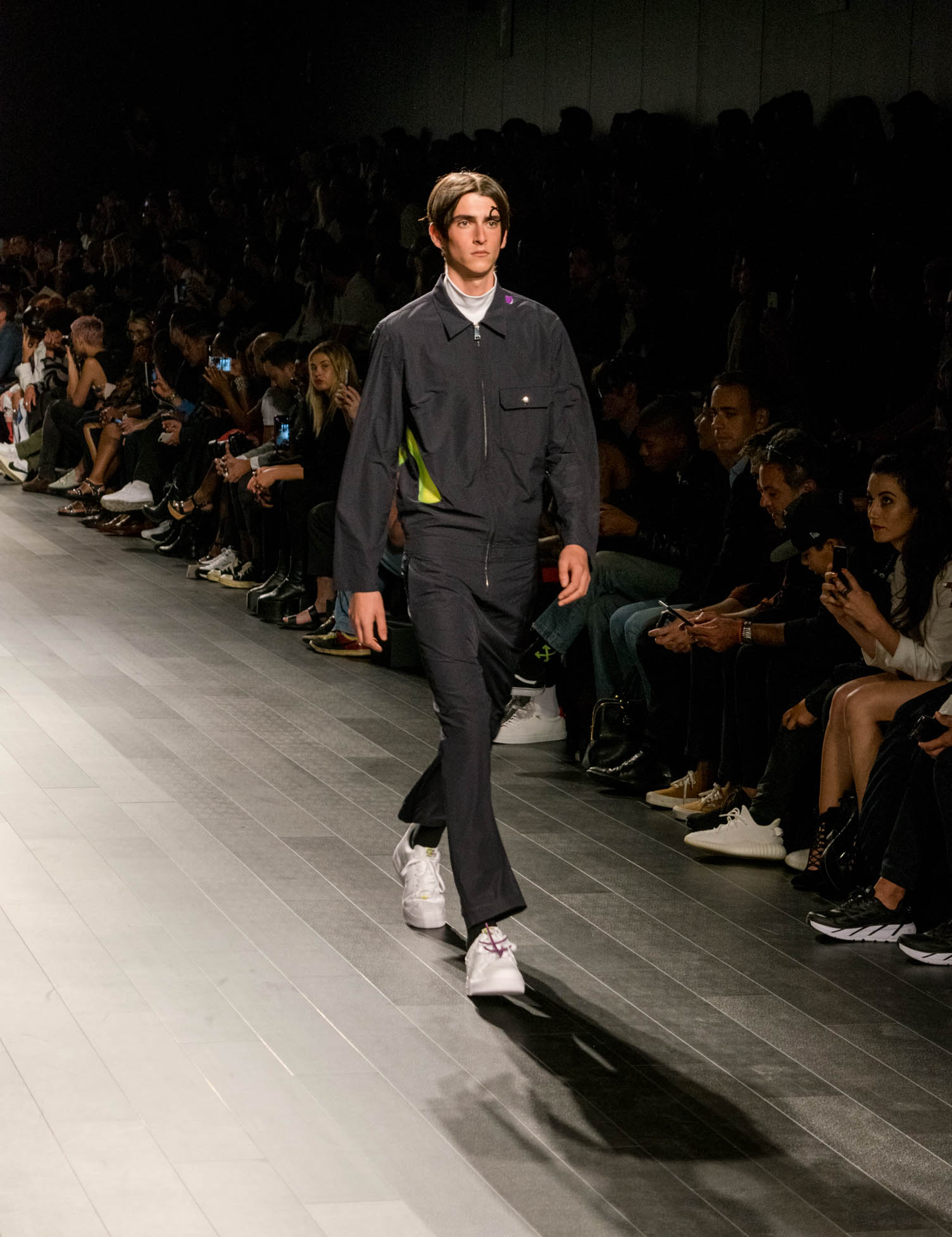 4 Rochambeau SS18 Runway Show - New York Fashion Week 2017 - FilterGrade Blog