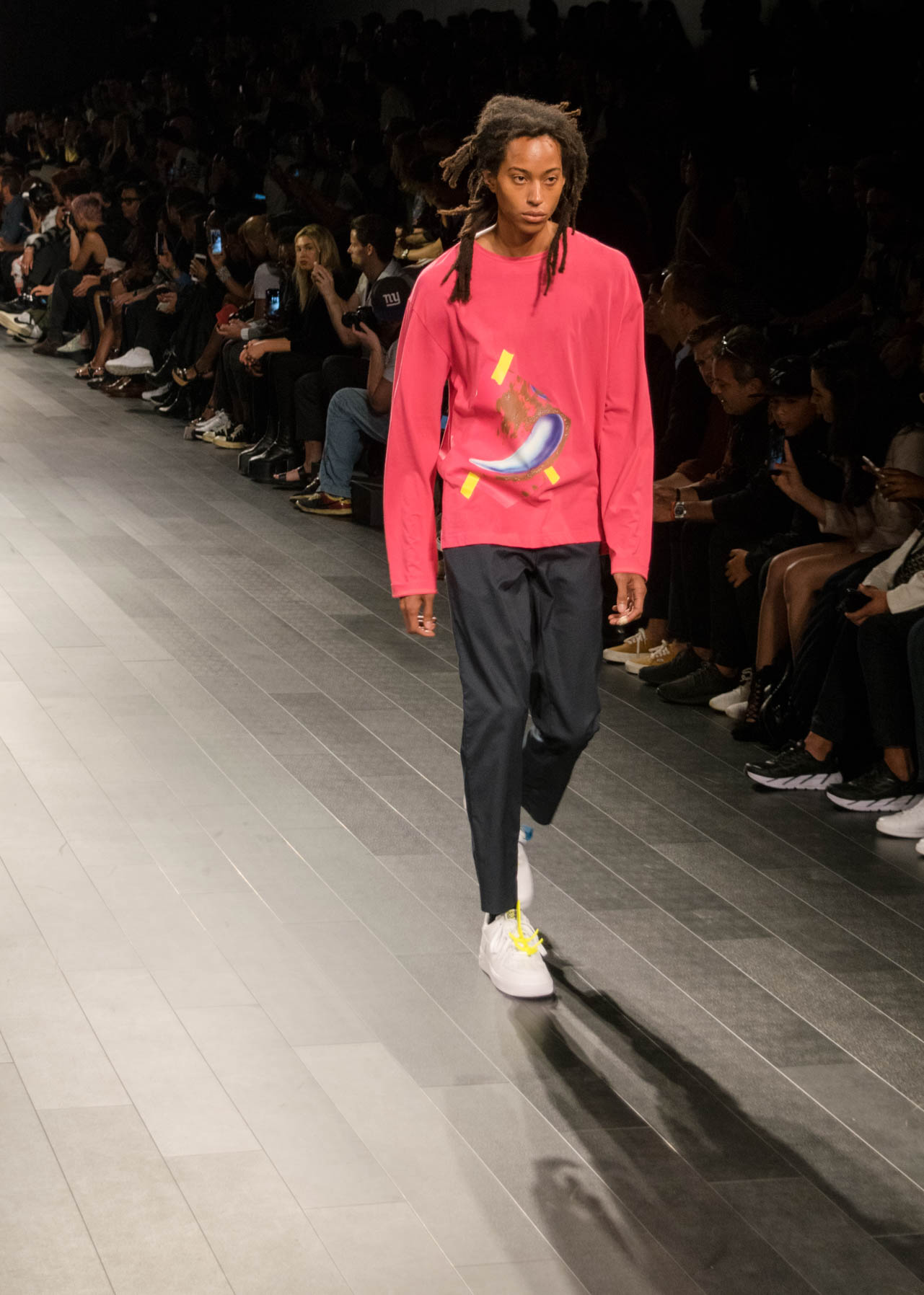 1 Rochambeau SS18 Runway Show - New York Fashion Week 2017 - FilterGrade Blog