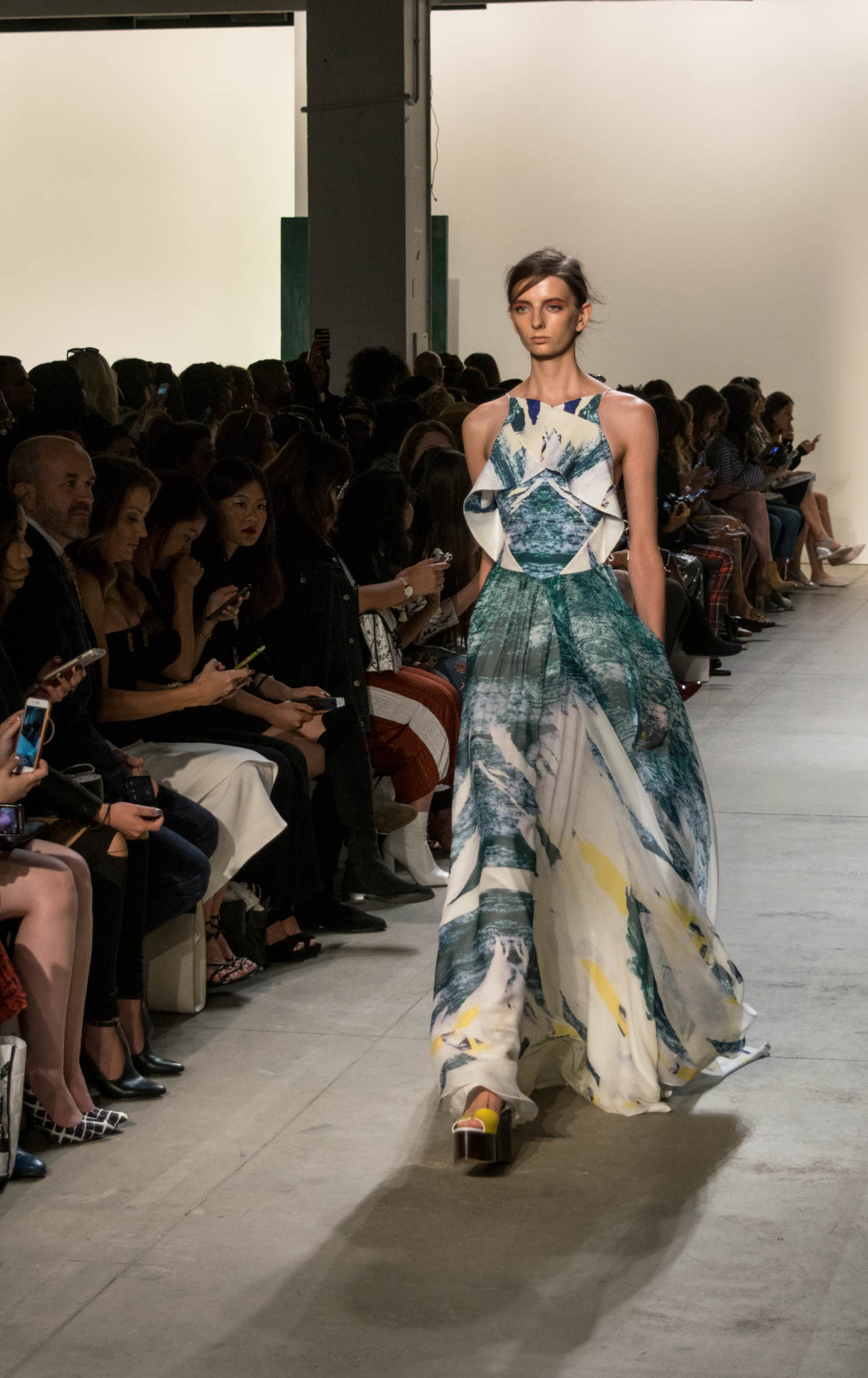 Leanne Marshall Fashion Week NYC