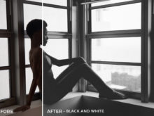 1 Black and White - Sam Dameshek Lightroom Presets - Sam Damashek Photography - FilterGrade Digital Marketplace