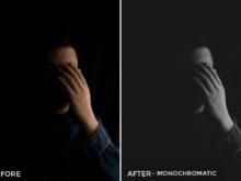 7 monochromatic - Colorgrader Lightroom Presets - @colorgrader - FilterGrade Digital Marketplace