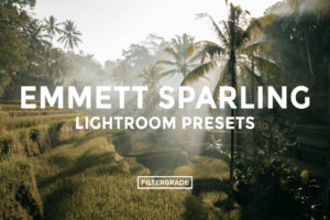 Featured Emmett Sparling Lightroom Presets - FilterGrade