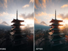 6 Emmett Sparling Lightroom Presets - FilterGrade