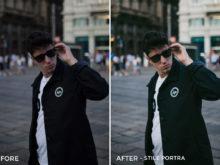 Stile Portra - Emanuele Di Mare Portrait Juice Lightroom Presets - FilterGrade