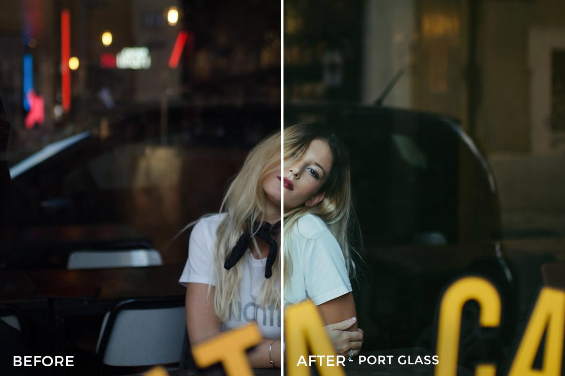 Port Glass - Emanuele Di Mare Portrait Juice Lightroom Presets - FilterGrade