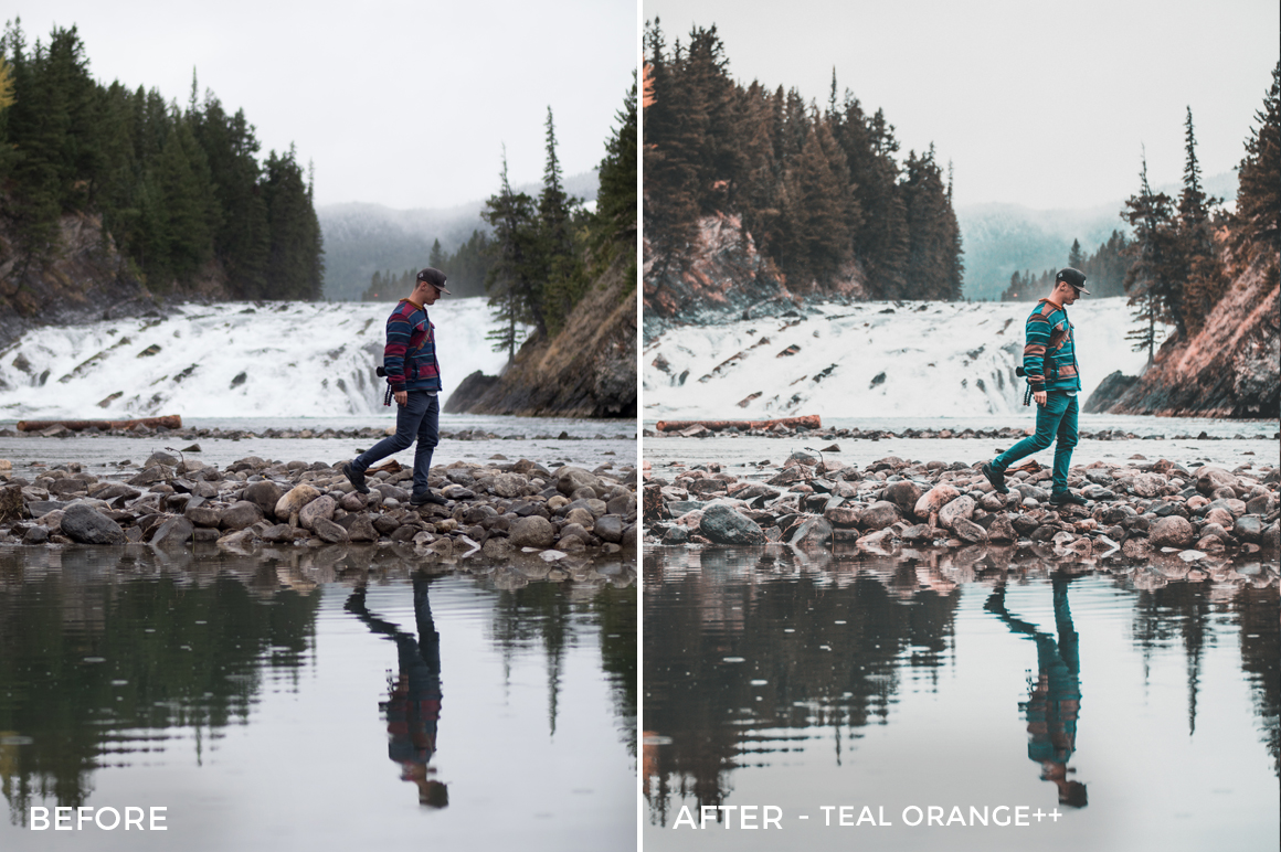 Teal Orange++ - Mark Harrison Lightroom Presets - FilterGrade