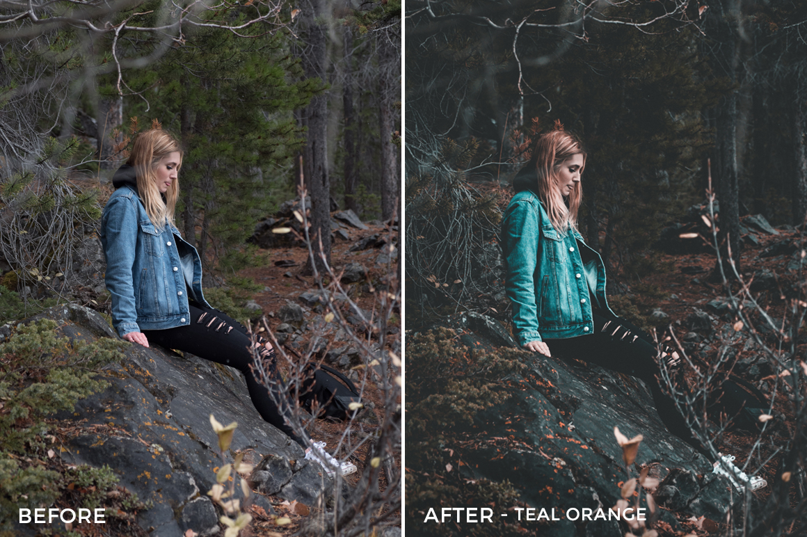 Teal Orange - Mark Harrison Lightroom Presets - FilterGrade