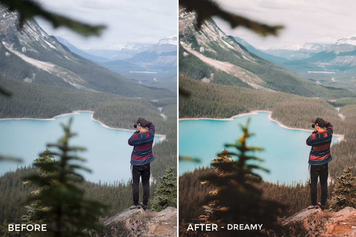Dreamy - Mark Harrison Lightroom Presets - FilterGrade