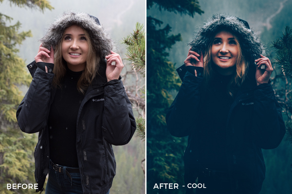 Cool - Mark Harrison Lightroom Presets - FilterGrade