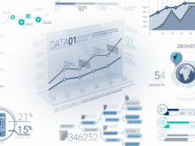 animated data visualizations ae template