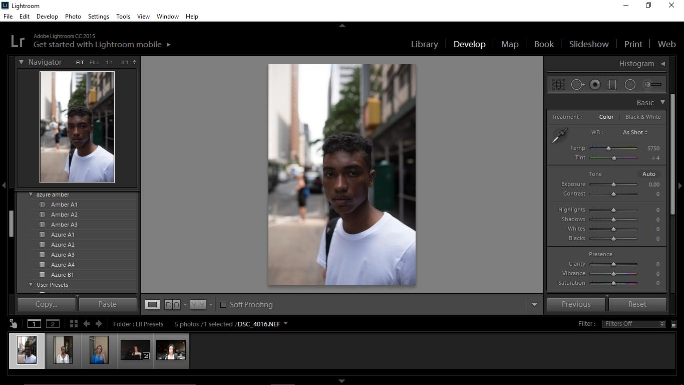 4 Editing Portraits Using Unique Lightroom Presets - FilterGrade Blog