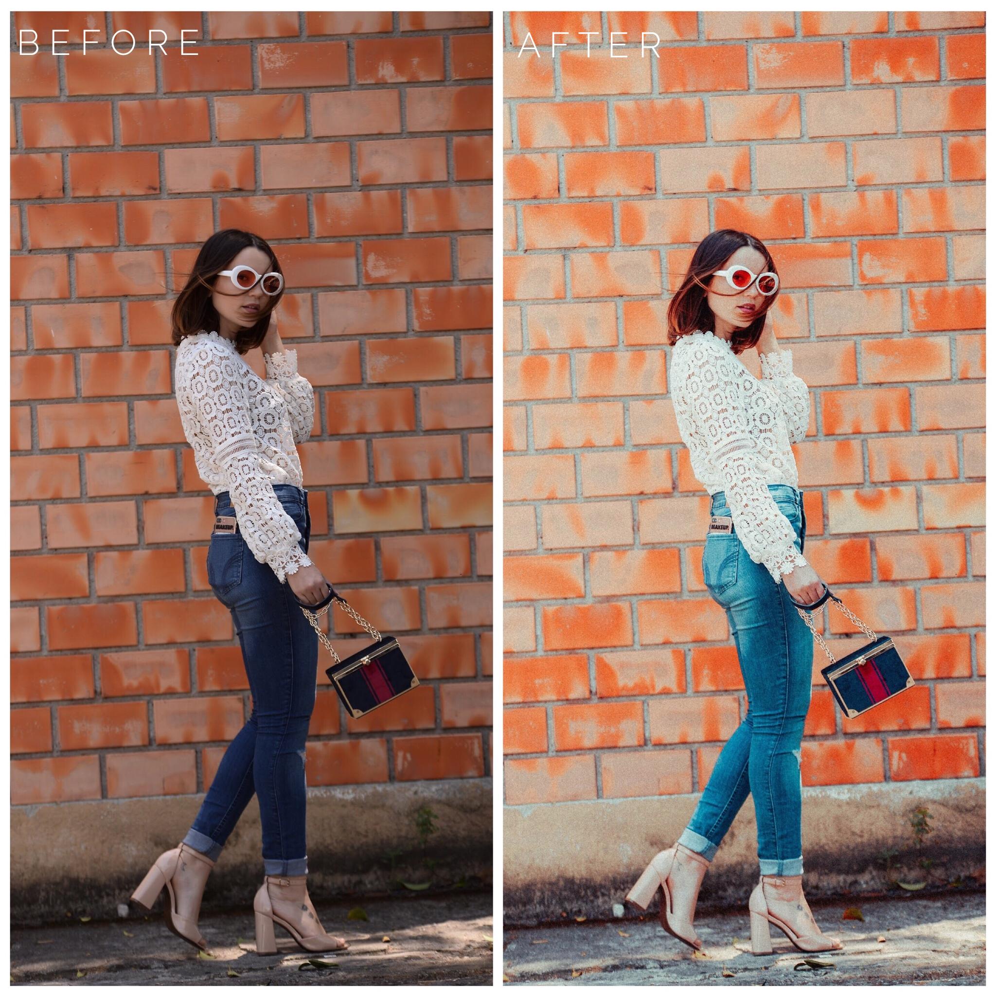 7 Simone Mello Lightroom Presets - FilterGrade
