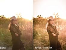 Light HDR - Iustina Dumitrescu Lightroom Presets - FilterGrade