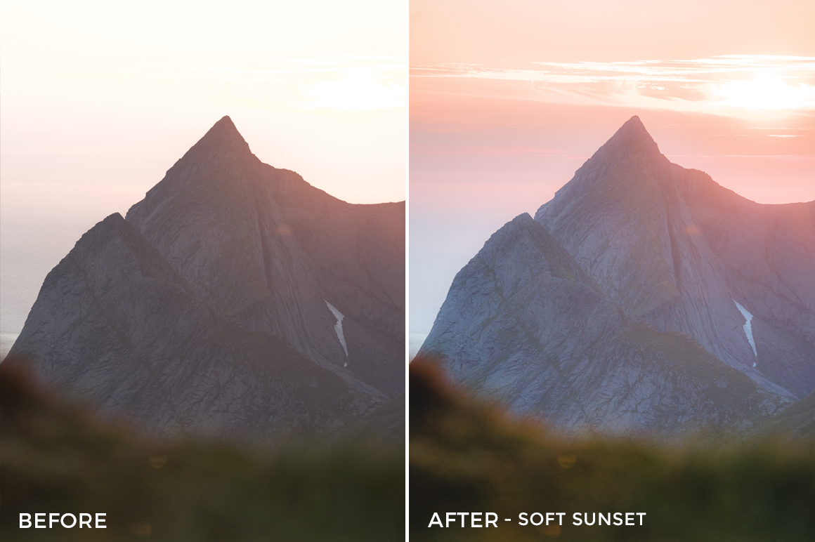 Soft Sunset - Dmitry Shukin Lightroom Presets - FilterGrade