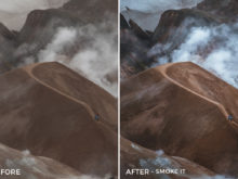 Smoke IT - Dmitry Shukin Lightroom Presets - FilterGrade