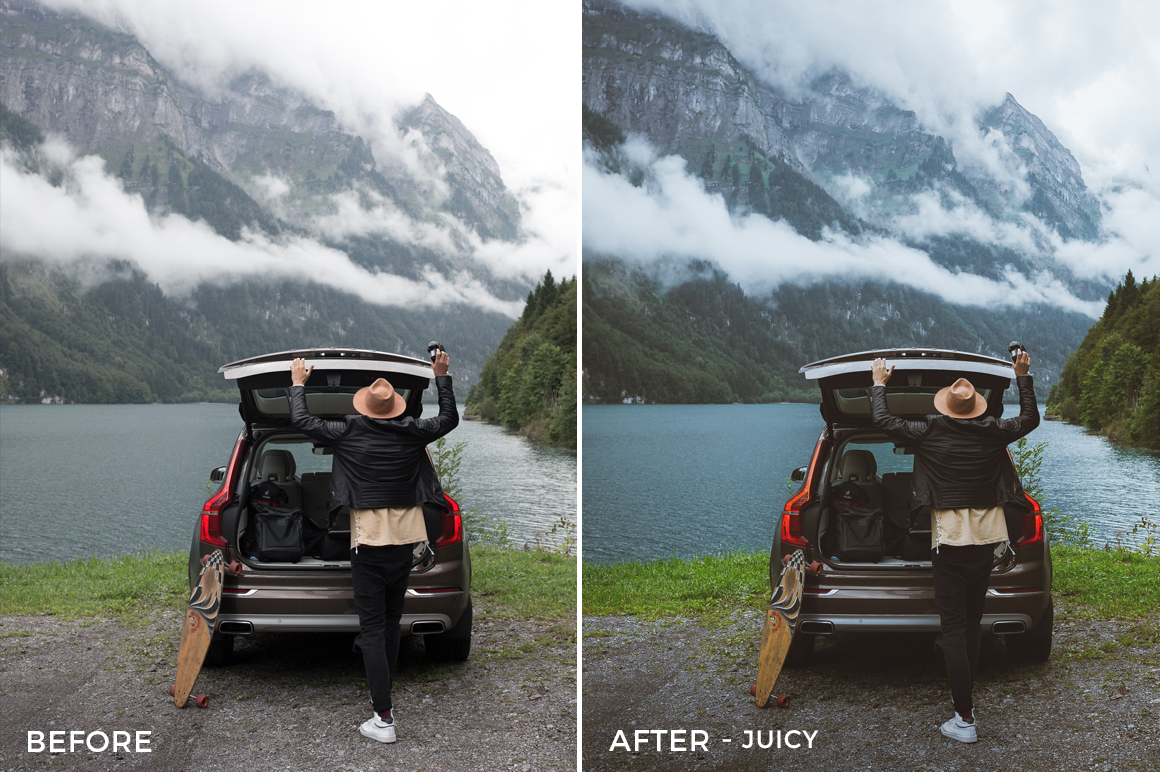 Juicy - Dmitry Shukin Lightroom Presets - FilterGrade