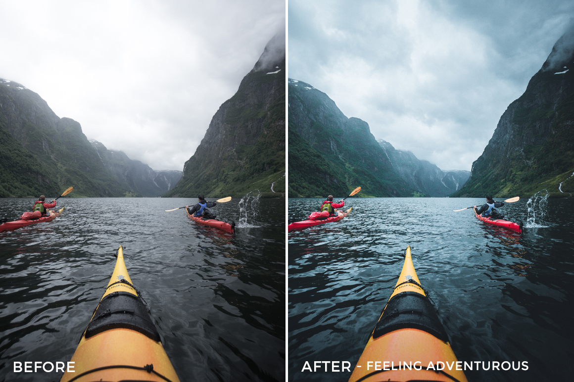 Feeling Adventurous - Dmitry Shukin Lightroom Presets - FilterGrade